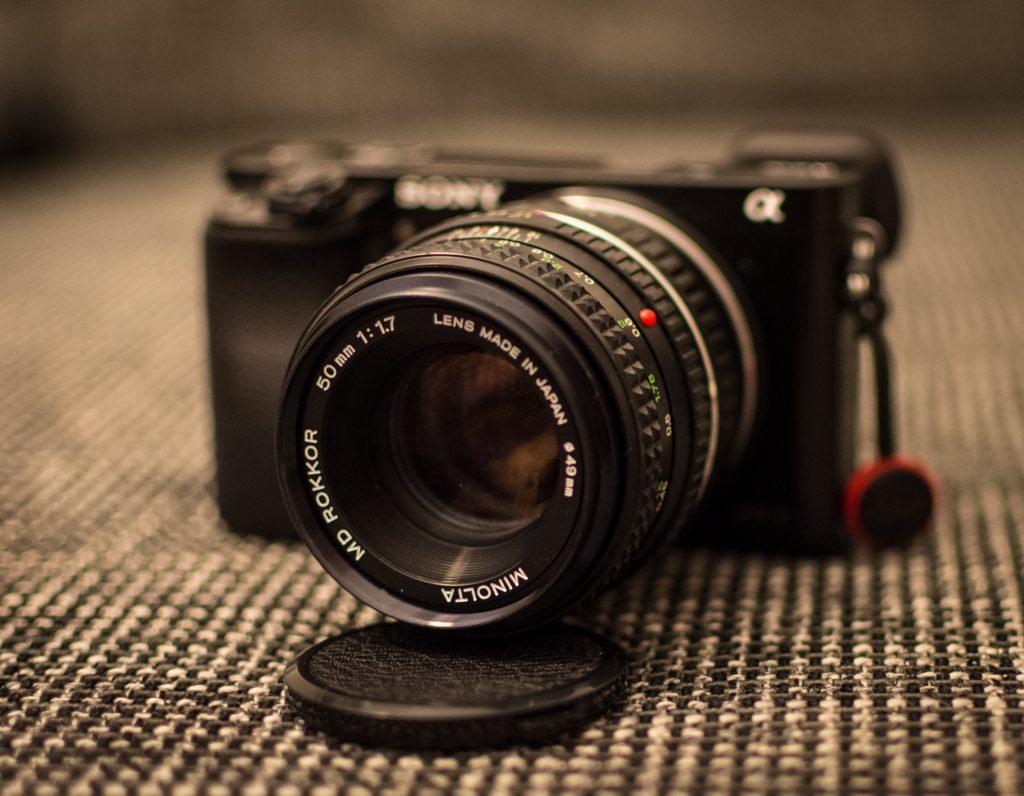 using minolta manual lenses on sony alpha 6000 dipl ing jonas rh jonasstienen de Sony Alpha A6300 Bottom Sony Alpha A6000 Interchangeable